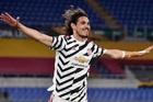 """Cavani """"nổ"""" cú đúp, MU vào chung kết Europa League"""