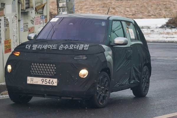 Hyundai lại hé lộ mini SUV mới: Không dành cho người bảo thủ, sẽ chỉ bé bằng i10?