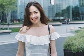 Người đẹp Hà My phản ứng khi bị nói lấy mác 'thi hoa hậu' để vào VTV