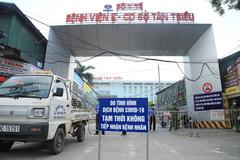 Bệnh viện K phát hiện 10 ca dương tính nCoV, phong tỏa 3 cơ sở