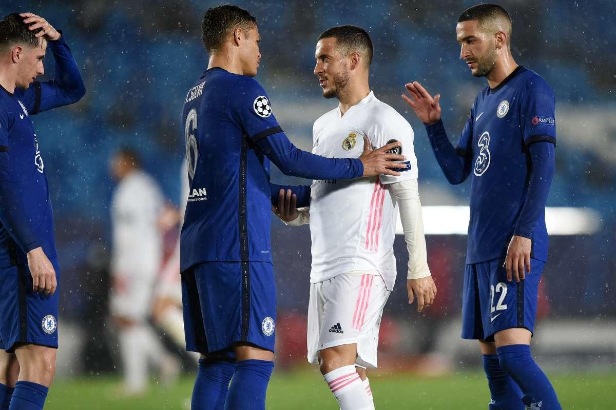 Hazard xin lỗi fan Real Madrid sau 'trò hề' với cầu thủ Chelsea