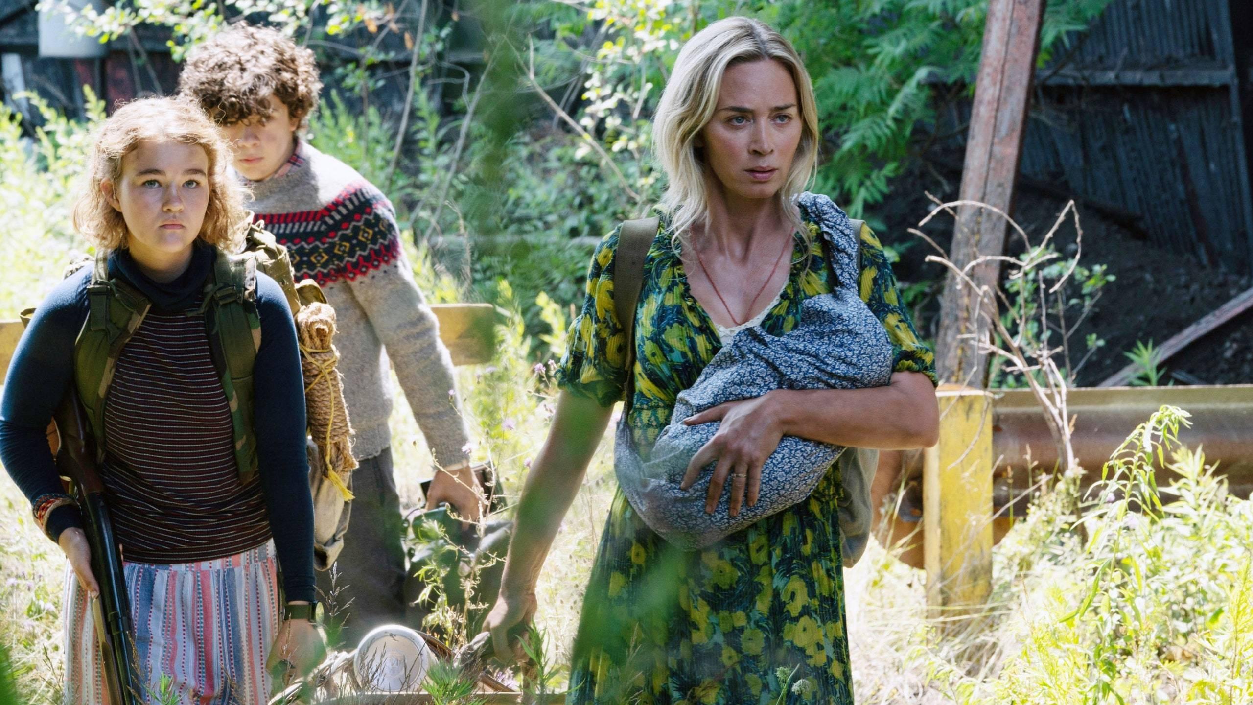 'Vùng đất câm lặng 2' tung trailer gay cấn, ấn định ngày khởi chiếu