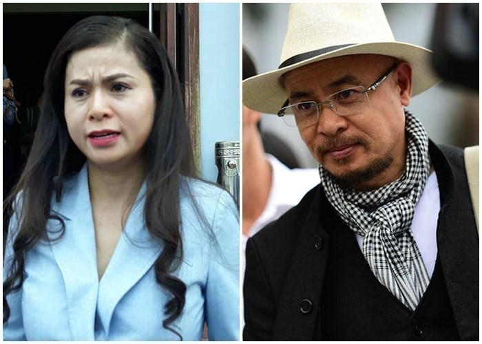 Ông Đặng Lê Nguyên Vũ và bà Lê Hoàng Diệp Thảo chính thức 'đường ai nấy đi'