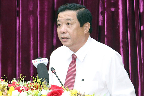 Vinh Long and Nam Dinh have new Party Chiefs