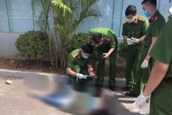 Rơi từ tầng 7, nữ nhân viên Trung tâm Kiểm soát bệnh tật Sơn La tử vong