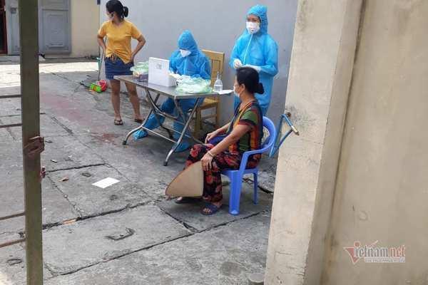 Đôi nam nữ nhiễm Covid-19, Hải Dương phong toả khu dân cư, khẩn tìm F1