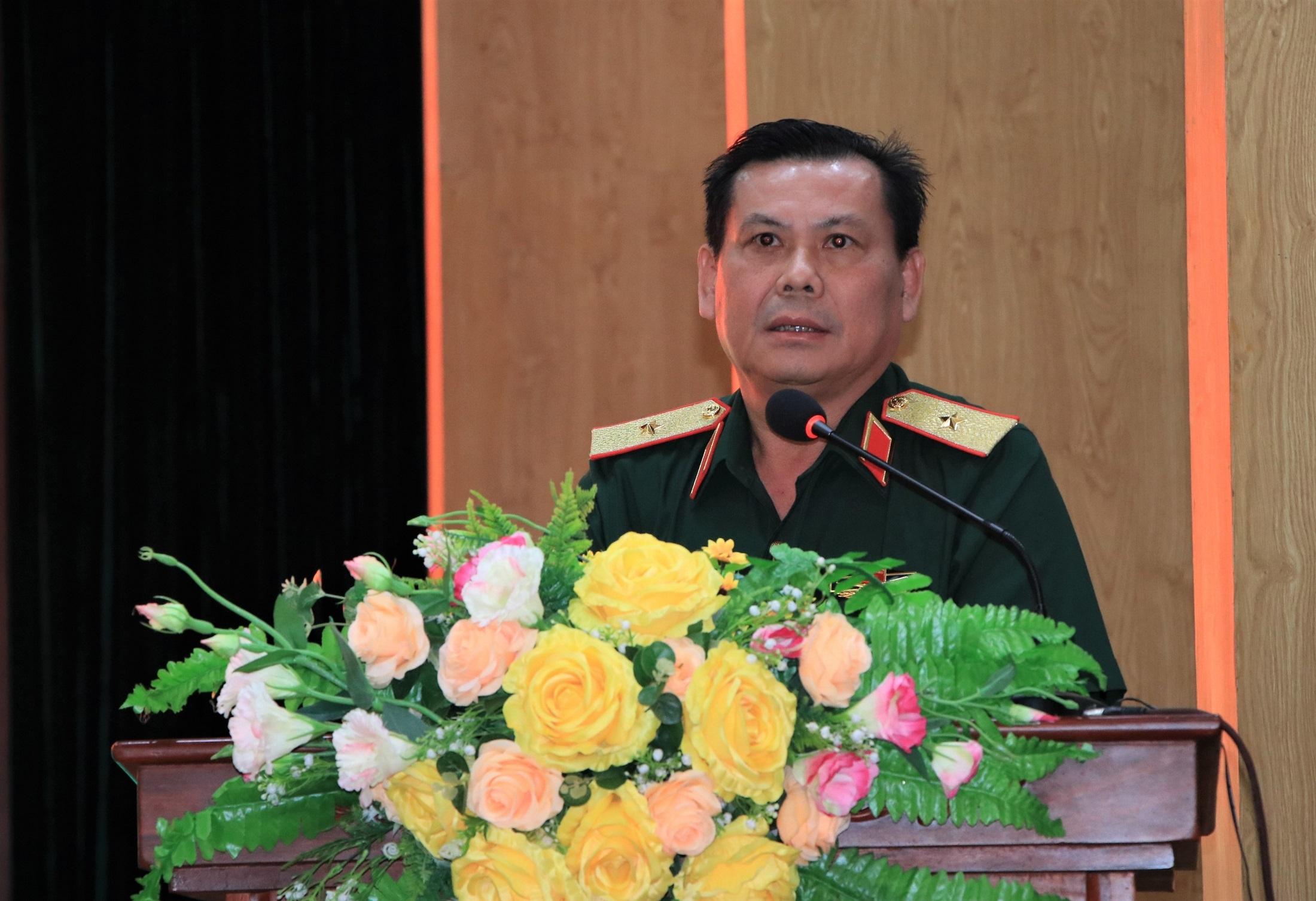 Cam kết của 4 tướng lĩnh, sĩ quan quân đội, công an ứng cử ĐBQH khóa XV