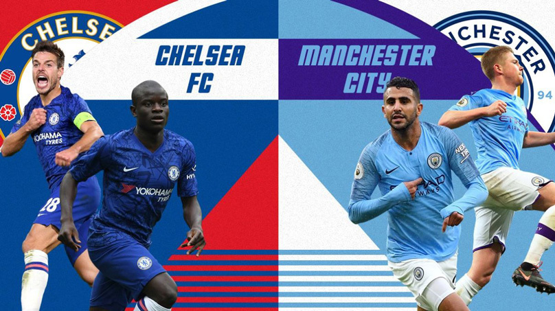 Link xem trực tiếp Man City vs Chelsea, 23h30 ngày 8/5