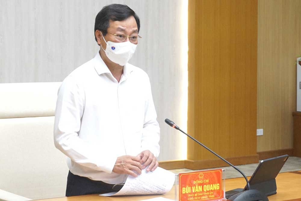 Phú Thọ phong tỏa hai khu dân cư trong thành phố vì liên quan ca mắc Covid-19