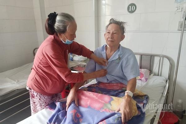 Thư cảm ơn chân thành của người phụ nữ chăm chồng mù lòa, ung thư
