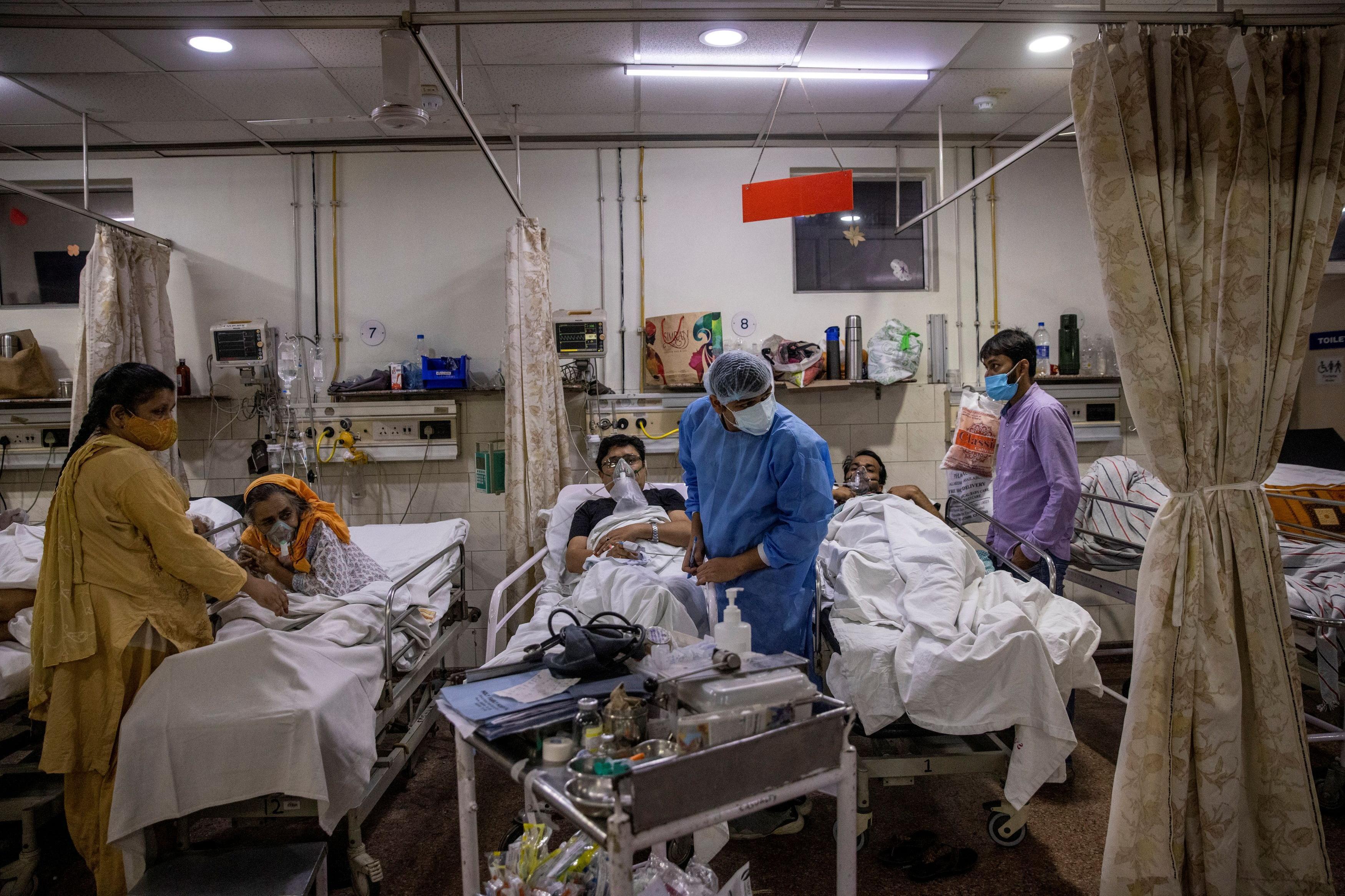 Người quyết định ai được sống, ai phải chết trong bệnh viện Ấn Độ