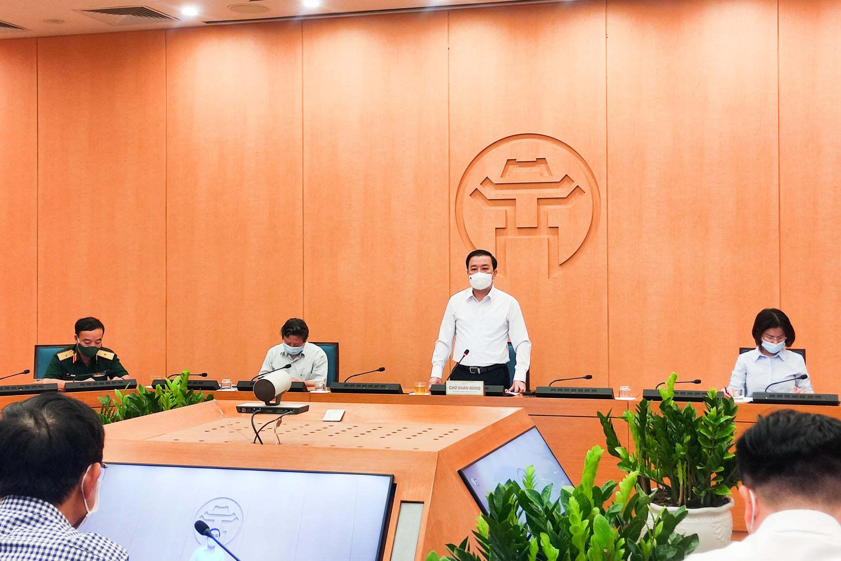 Phó Chủ tịch Hà Nội: Nếu bệnh viện 'thủng' một lần nữa thì sẽ rất khó khăn