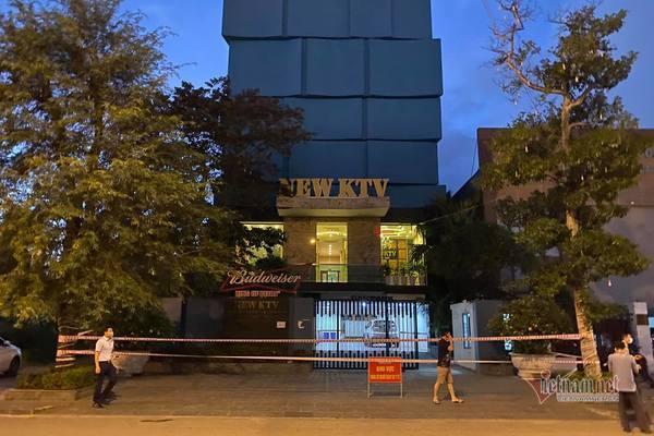 """Phong toả Bar karaoke KTV Hải Phòng, nơi """"ăn chơi"""" bậc nhất Đất Cảng"""