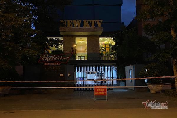 Phong toả Bar karaoke KTV Hải Phòng, nơi 'ăn chơi' bậc nhất Đất Cảng