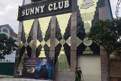 Vĩnh Phúc thu hồi giấy phép quán bar Sunny ở TP Phúc Yên