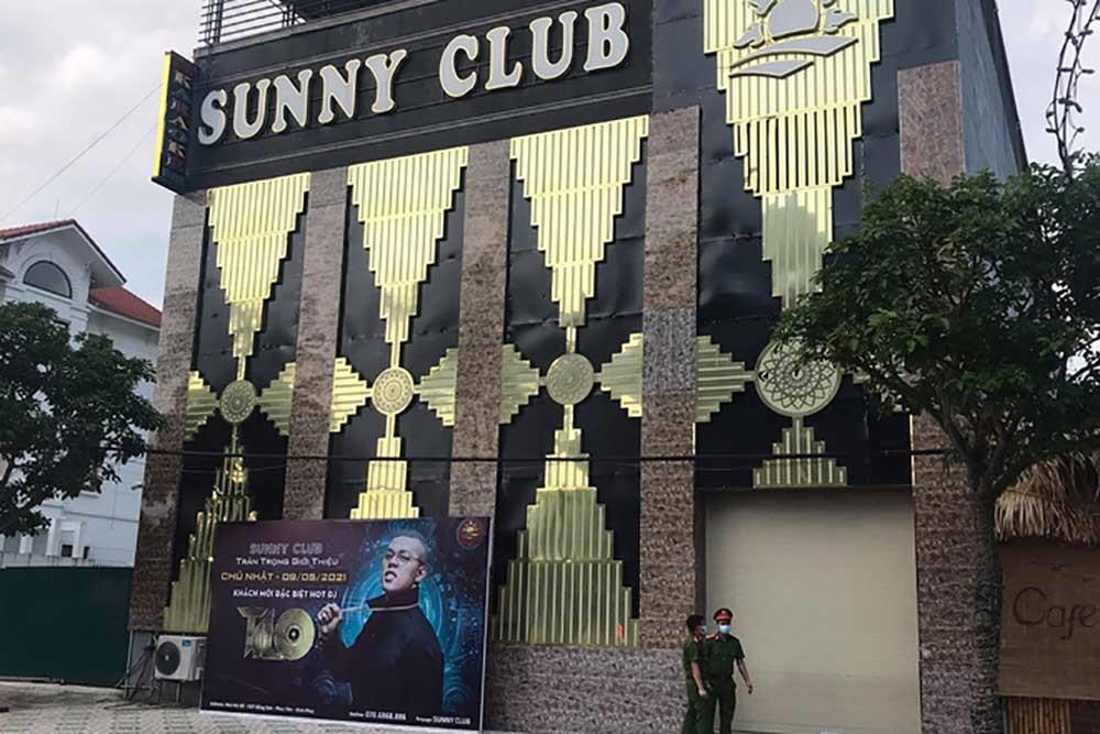 Công an Vĩnh Phúc điều tra về clip 'nóng' nghi ở quán bar Sunny