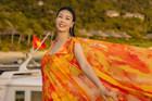 Nhan sắc Hoa hậu Hà Kiều Anh tuổi 45
