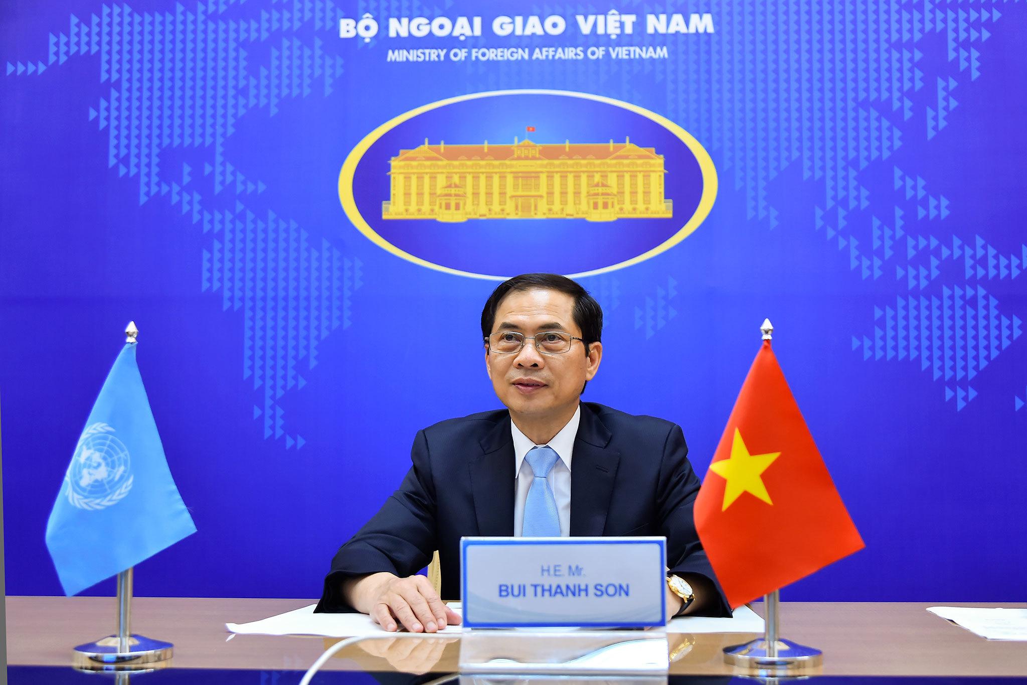 Việt Nam cam kết mạnh mẽ với chủ nghĩa đa phương, đoàn kết quốc tế