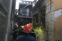 """Vụ cháy thương tâm làm 8 người tử vong: """"Mấy cháu nhỏ trong nhà chiều nay đón cô giáo đến dạy kèm thì gặp nạn"""""""