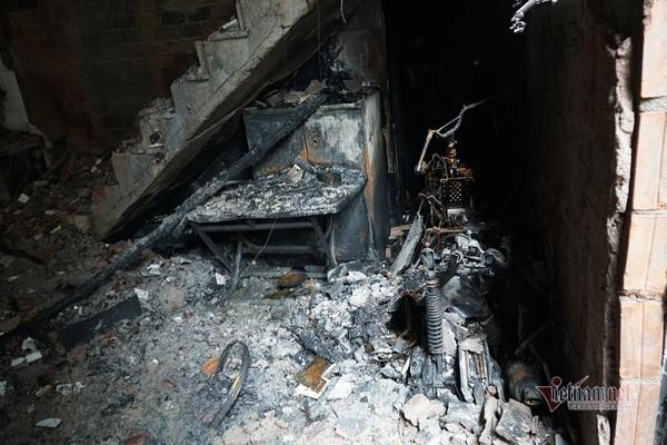 5 học sinh thiệt mạng trong vụ cháy thảm khốc ở Quận 11