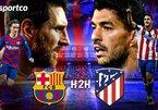 Trực tiếp Barca vs Atletico: Sinh tử chiến tại Nou Camp