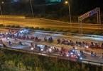 CSGT TP.HCM thông tin vụ bắt 15 đối tượng chặn quốc lộ làm đường đua