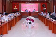 Trưởng ban Nội chính Trung ương: Đẩy nhanh điều tra các vụ sai phạm tại Khánh Hòa