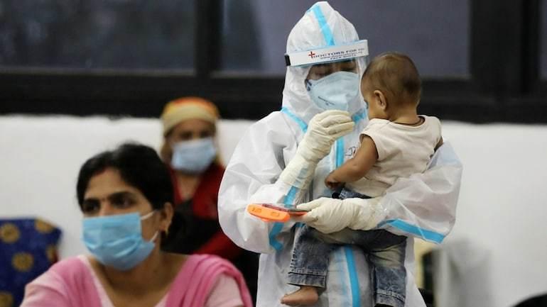 Covid-19 càn quét, hàng loạt trẻ con ở Ấn Độ bỗng dưng mồ côi