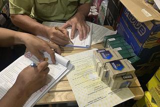 Phạt 3 triệu đồng với hành vi mua thuốc lá lậu