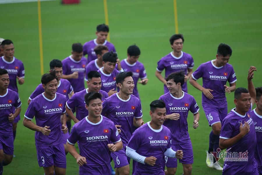 Tuyển Việt Nam 'vượt' Covid-19, muốn 4-6 điểm 3 trận còn lại