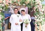 Lễ đính hôn của quán quân Thách thức danh hài Ngân Thảo
