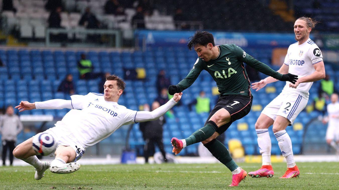 Tottenham thua thảm trên sân Leeds United