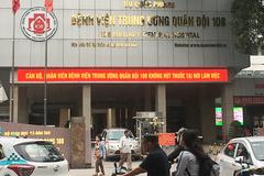 Bệnh viện 108 tạm dừng tiếp nhận bệnh nhân tuyến dưới