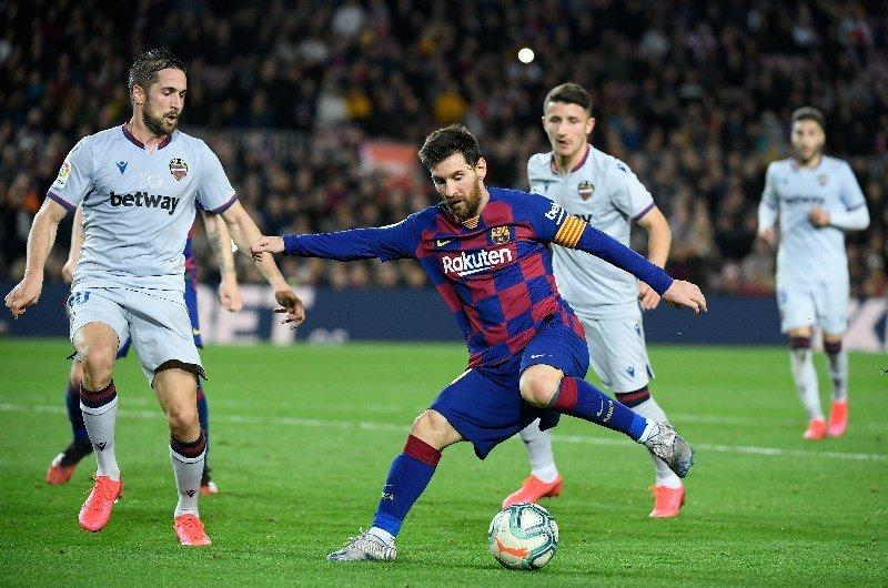 Lịch thi đấu bóng đá La Liga vòng 36