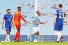 Man City 1-0 Chelsea: Sterling khai thông bế tắc (H2)