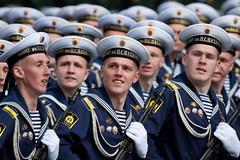 Video lễ duyệt binh Ngày Chiến thắng ở Nga