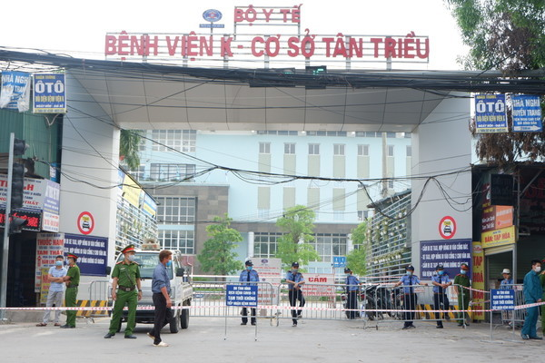 cùng VietNamNet tiếp sức cho bệnh nhân ung thư tại bệnh Viện K