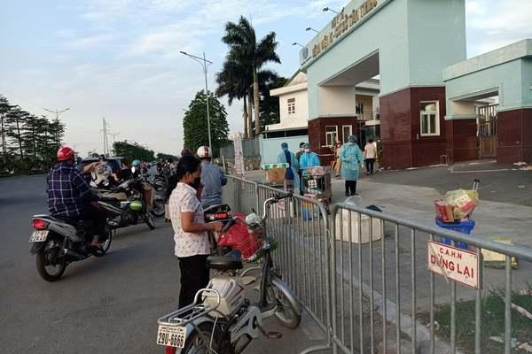 Đồng hành cùng VietNamNet tiếp sức cho bệnh nhân vùng 'tâm dịch'