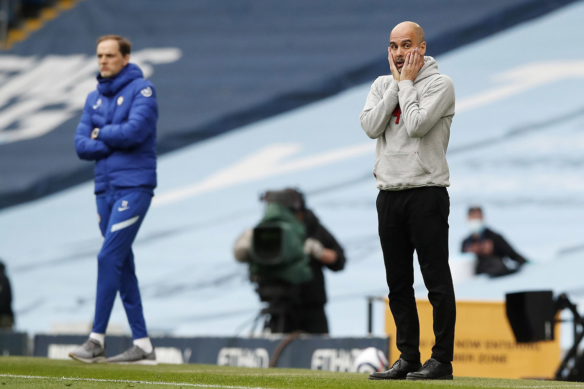 Man City thua ngược Chelsea: Đòn hỏa mù của Pep Guardiola