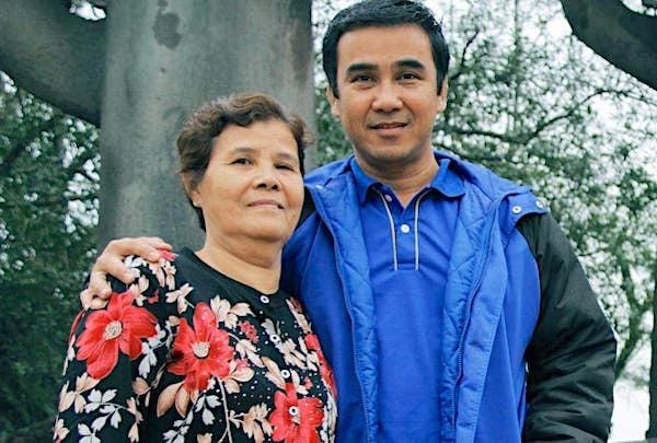 Việt Anh, Quyền Linh lần hiếm hoi đăng ảnh mẹ và viết lời yêu thương