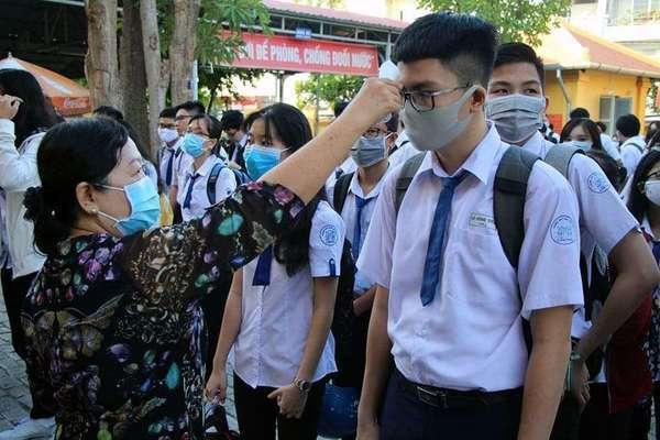 Cần Thơ, Hòa Bình hỏa tốc cho nghỉ học từ ngày mai