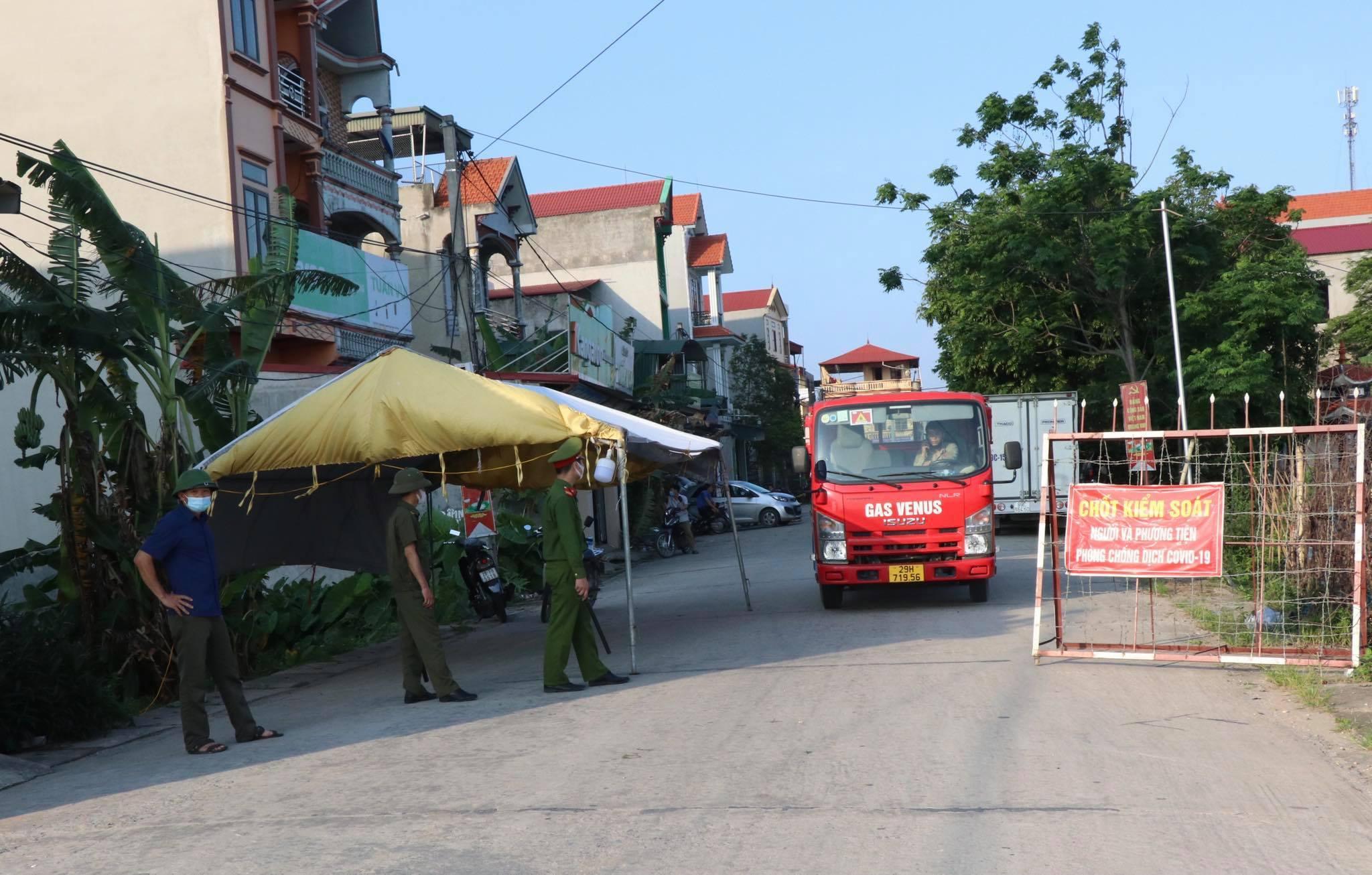 Bắc Ninh phong tỏa huyện gần 200.000 dân, không tập trung quá 2 người