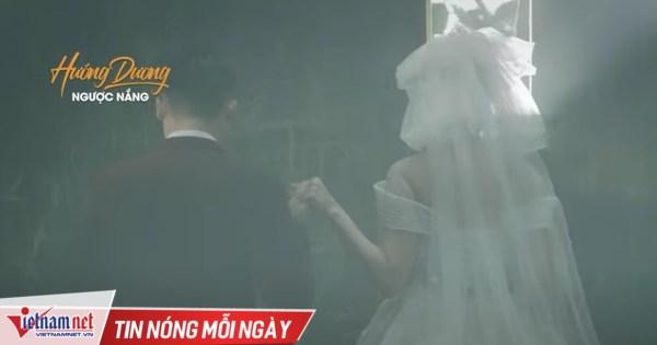 'Hướng dương ngược nắng' tung loạt tình tiết gay cấn, đám cưới kết phim