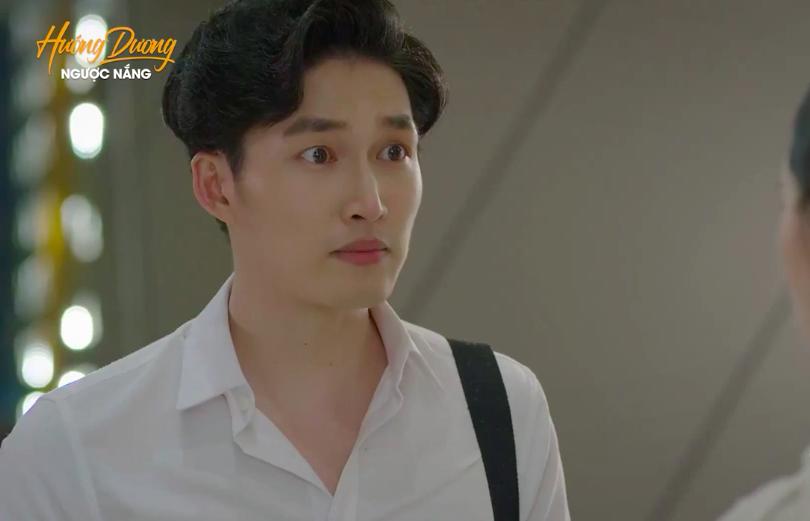 'Hướng dương ngược nắng' tập 64, Minh hoang mang khi gặp vợ Hoàng