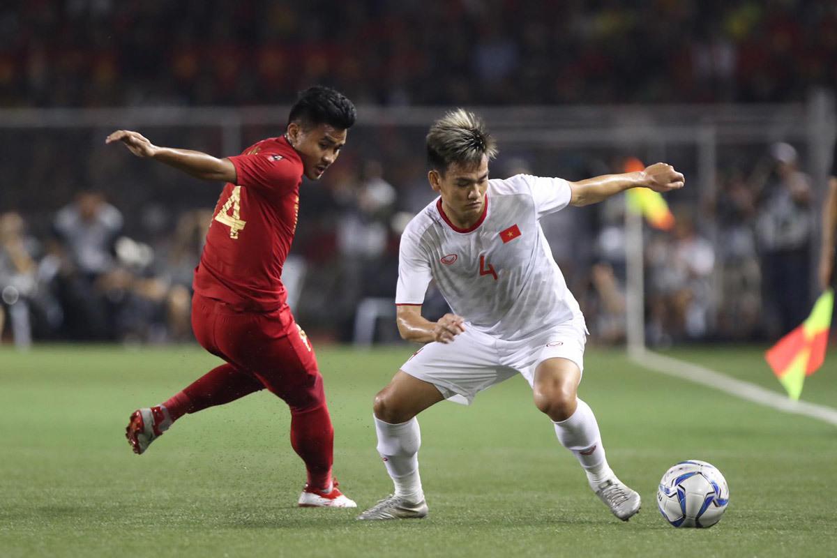 Sao Indonesia tuyên bố thắng tuyển Việt Nam