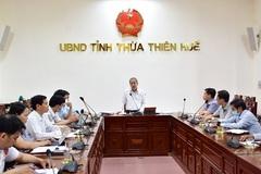 """Chủ tịch tỉnh TT-Huế: """"Bằng mọi cách kiểm soát dịch trong 10 ngày tới"""""""