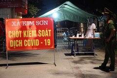 Hà Nội phong tỏa khu dân cư có 4 học sinh mắc Covid-19