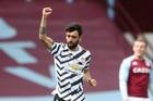 Aston Villa 1-2 MU: Ngược dòng chớp nhoáng (H2)