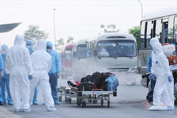 Bộ Y tế công bố 77 ca Covid-19 lây nhiễm trong nước
