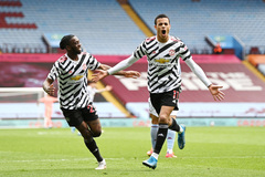 MU ngược dòng đánh bại Aston Villa
